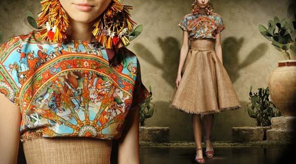 I colori della Sicilia nella moda di D G 7db2a5834bb
