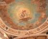 Racalmuto_Teatro Regina Margherita_affresco del rosone © Tradizioni Sicilia