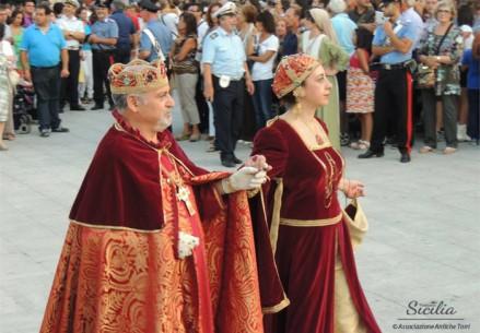 Un invito alla Corte di Federico II di Svevia