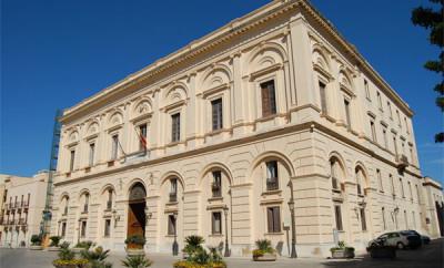 palazzo comune trapani