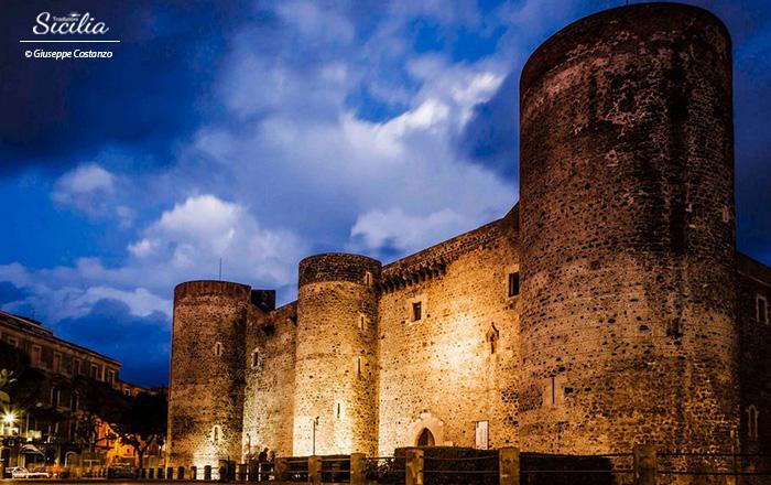 Catania_ castello ursino_giuseppe costanzo