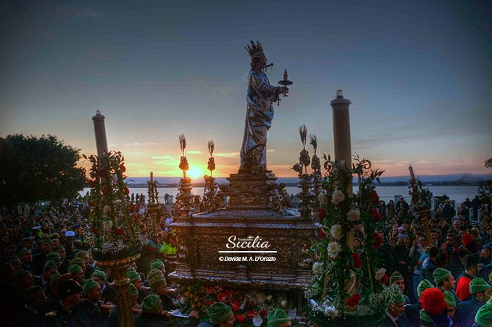 Santa Lucia_patrona di Siracusa © Davide d'Orazio