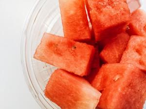 preparazione gelo di melone