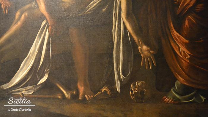 le ossa_Resurrezione di Lazzaro_Messina_Cinzia Ciavirella