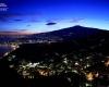 giardini naxos e l'Etna visti da castelmola © Vincenzo Nicita