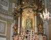 Racalmuto_particolare altare Santuario_Maria del Monte © Tradizioni Sicilia
