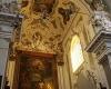 Interno della chiesa di San Bartolomeo - Scicli