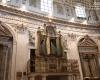 Interno della Chiesa San Giovanni Evangelista - Scicli