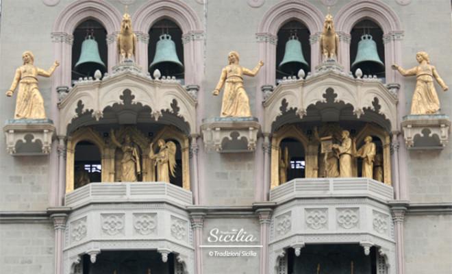 madonna della lettera_particolare campanile_messina
