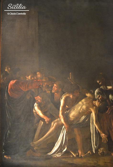 Resurrezione di Lazzaro_Messina_Cinzia Ciavirella